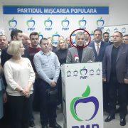 Surpriza PMP: Octavian Ţîcu, preşedintele Partidului Unităţii Naţionale, şi-a anunţat la Piatra Neamţ, candidatura la preşedinţia Basarabiei!