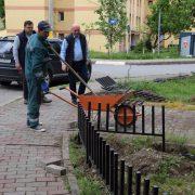 Piatra Neamţ: CMI Urban a început cosirea