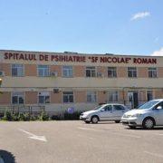 Roman: Spitalul de Psihiatrie, focar de coronavirus. 27 de persoane infectate!