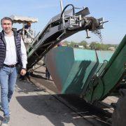 Ionel Arsene: Pod nou, de 21 de metri la Valea Albă! Am predat amplasamentul