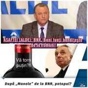 Asaftei(ALDE Neamţ), declaraţii exclusive şi deosebit de interesante despre Isărescu şi BNR