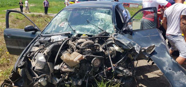 Cea mai tânără dintre cele 5 victime ale accidentului de la Izvoare, a ajuns la Iaşi