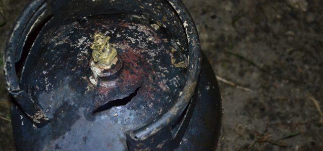 Târgu Neamţ: explozie de la o butelie