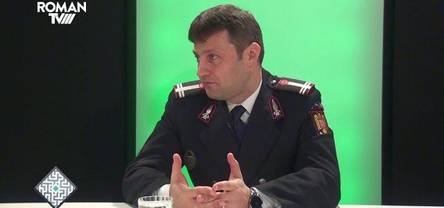 ISU Neamţ: Colonelul Mitrea asigură comanda Inspectoratului