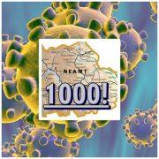 S-a atins pragul psihologic: Neamţul a ajuns la 1000 de cazuri de coronavirus! Cifră record şi în ţară