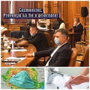 """Mugur Cozmanciuc: """"Virusul este real! Prevenţia trebuie să fie o prioritate!"""""""