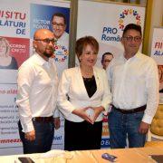 Emilia Arcan, candidat Pro România la preşedinţia Consiliului Judeţean Neamţ!