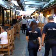 Neamţ: acţiune anti-covid cu peste 120 de forţe de ordine