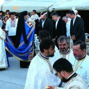 """Deputatul Mugur Cozmanciuc la Cândeşti: """"E foarte important să reuşim să găsim dreptatea Bunului Dumnezeu(…) adevărul şi lumina!"""""""