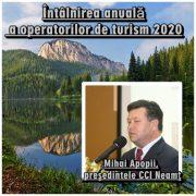 Mihai Apopii(CCI): Pentru a promova turismul local, este necesară o schimbare de mentalitate!