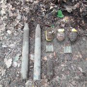 Neamţ: Din nou s-a găsit muniţie din cel de al doilea război mondial