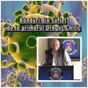"""Coronavirus Neamţ: Primarul de Piatra, apeluri repetate şi insistente la prevenţie. """"Dumnezeu să ne ajute!"""""""
