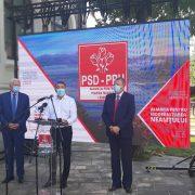 PSD-ALDE-PPU au lansat Alianţa pentru Modernizarea Neamţului