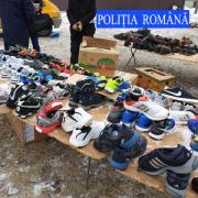 Bazar la Roznov: Poliţia criminală, rutieră, economică, DSP, DSV…; s-a lăsat cu multe amenzi