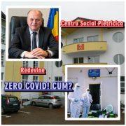 Chitic: Centrul Social Pietricica redevine ZERO COVID