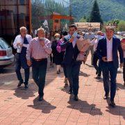 Răzvan Cuc (PSD) şi-a depus candidatura pentru Primăria Piatra Neamţ. Aici, lista candidaţilor la CL