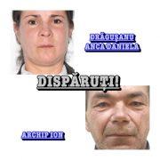 Două persoane dispărute din Neamţ, căutate de Poliţie