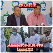 Alături de PSD-ALDE-PPU, Dulamă reclamă apartenenţa la PMP!
