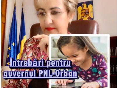 Senatoarea Emilia Arcan(Pro România) despre  tablete, învăţământul on line, accesibilitate si costuri