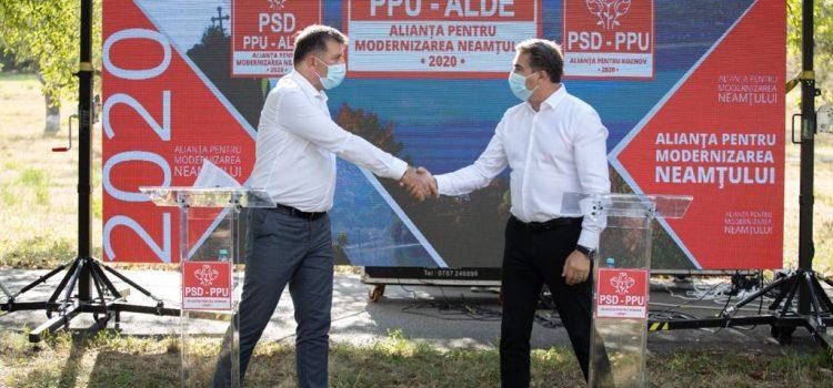 """PSD, OFICIAL: Lucian Micu, candidatul """"Alianței pentru Modernizarea Romanului 2020"""", la alegerile de luna viitoare!"""