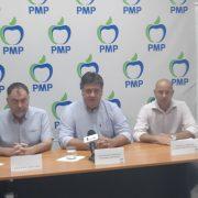 Gavrilescu/Sauciuc/Şalaru- Proiect de ţară la Piatra Neamţ: Unirea cu Basarabia