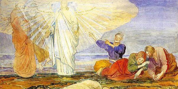 """Şi se făcu faţa Lui ca soarele. """"Schimbarea la faţă"""" de Nichita Stănescu"""