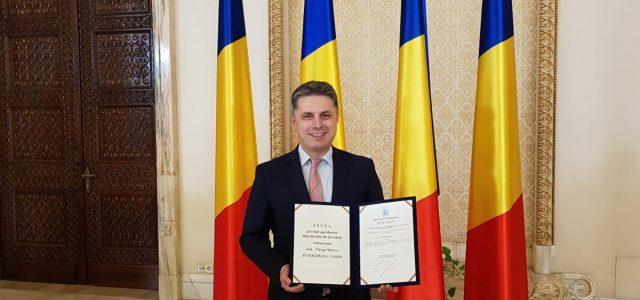 Mugur Cozmanciuc: Județul Neamț va avea autostradă! Guvernul PNL a făcut un nou pas pentru realizarea acestui proiect important