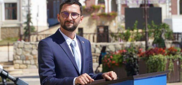Andrei Carabelea (PNL) câştigă Primăria Piatra Neamţ