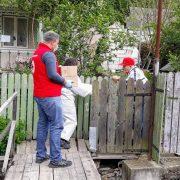 Primăria Piatra-Neamț: Sprijin pentru 400 de persoane vârstnice vulnerabile, în contextul epidemiei COVID-19