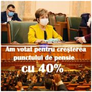 Emilia Arcan: Am făcut dreptate pentru aproximativ 5 milioane de pensionari