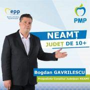 Bogdan Gavrilescu, un preşedinte pentru un judeţ de 10+!