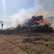 Neamț: Incendiu la o stână din Izvoare
