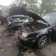 Accident cu 4 victime la Bodeşti