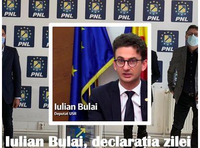 Deputatul Bulai, atac dur la absenţa PMP din noua înţelegere politică de la Neamţ