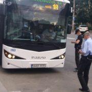 Poliţia Locală, controale de prevenţie la transportul în comun