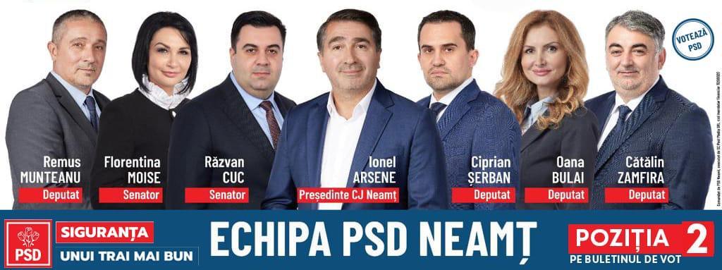 PSD Neamț